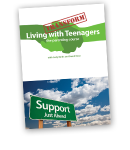 Transform Living With Teenagers Parenting course